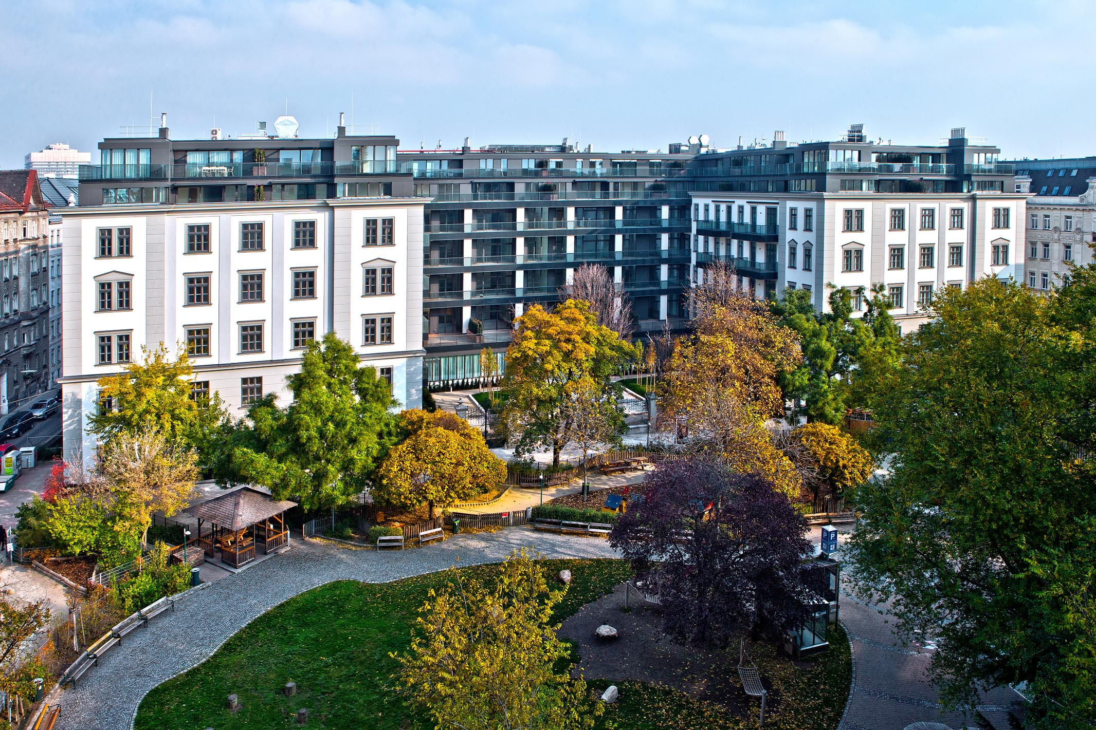 Residenz Josefstadt Hamerlingpark